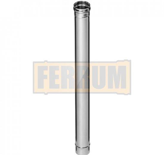 Дымоход Ф115 L1000 (430/0,8)