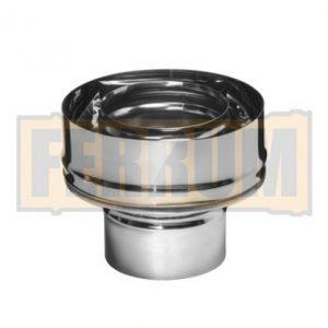 Старт-адаптер Ф115*200 (430/0,8) нерж